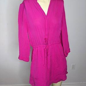 ARITIZA BABATON - silk Bennett dress
